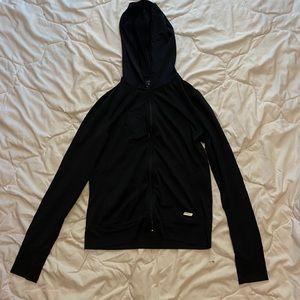 Black Athletic Works jacket, size small.
